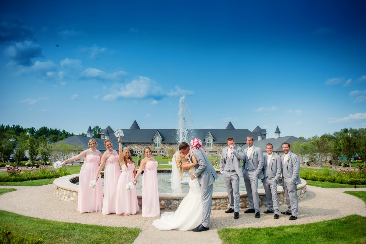 castle farms wedding photographers charlevoix michigan