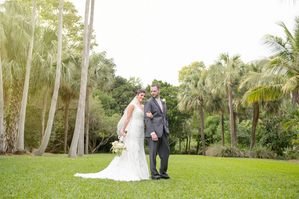 The Kampong Coconut Grove Wedding