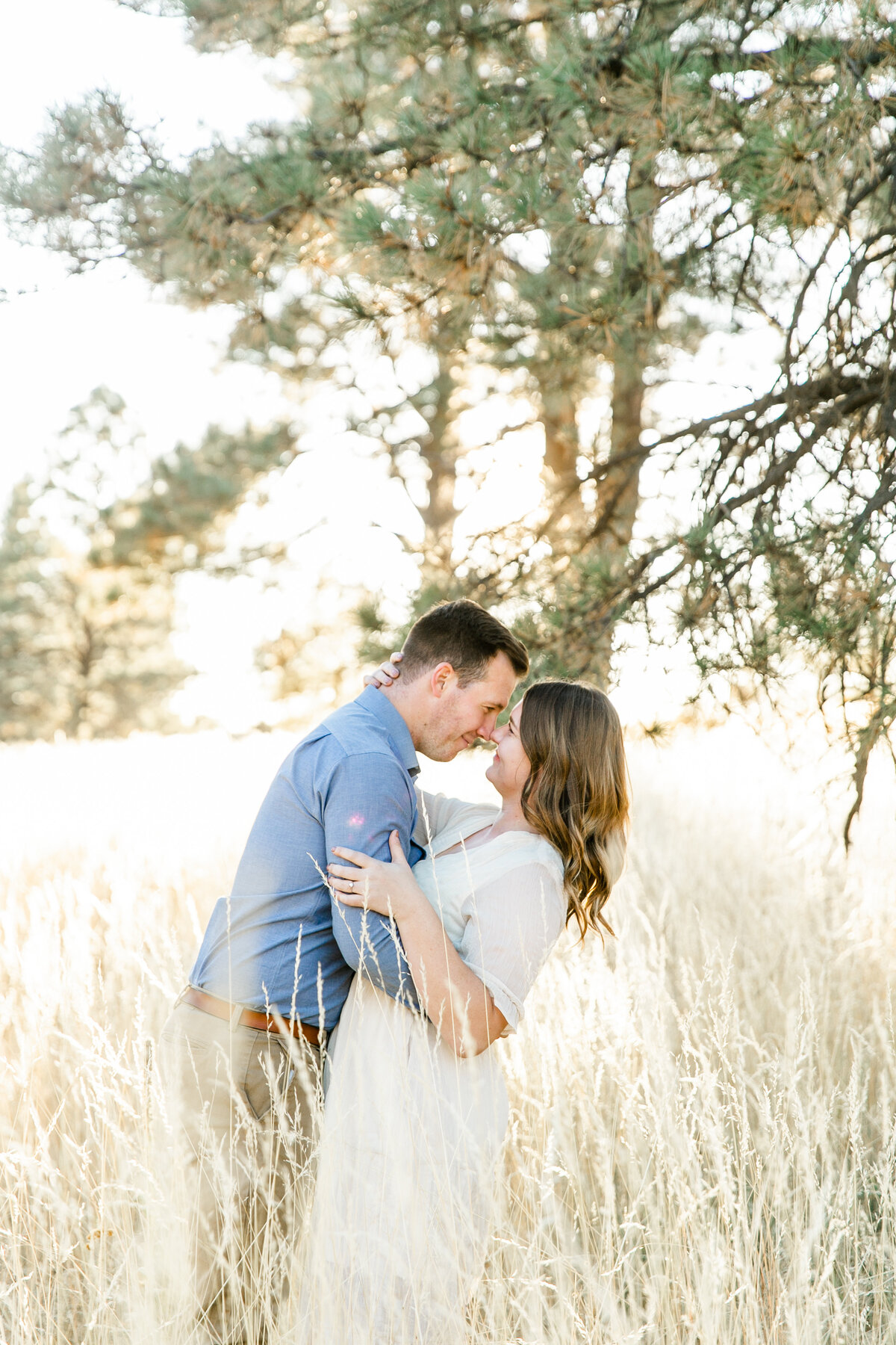 Karlie Colleen Photography - Flagstaff Arizona Engagement Photographer - Britt & Josh -143