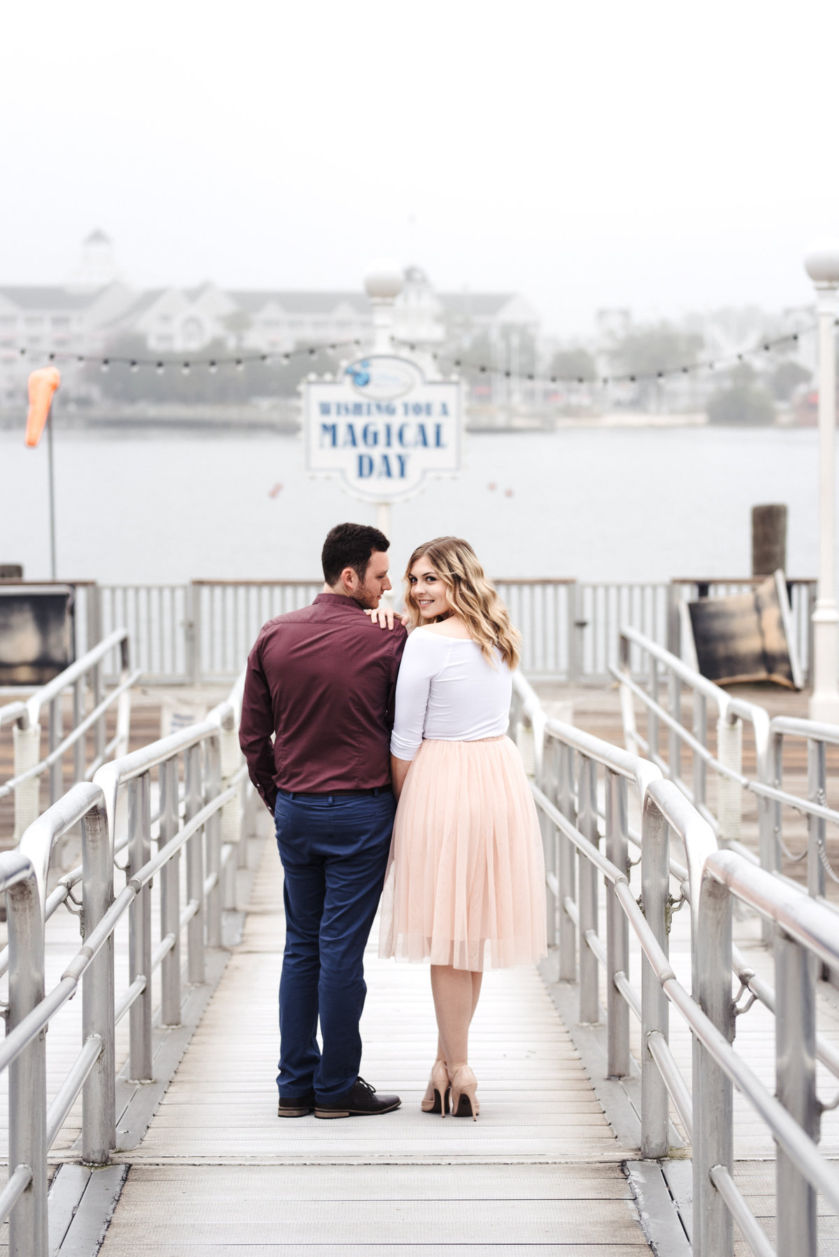 Ally & Brett's Disney Engagement Session (46 of 243)