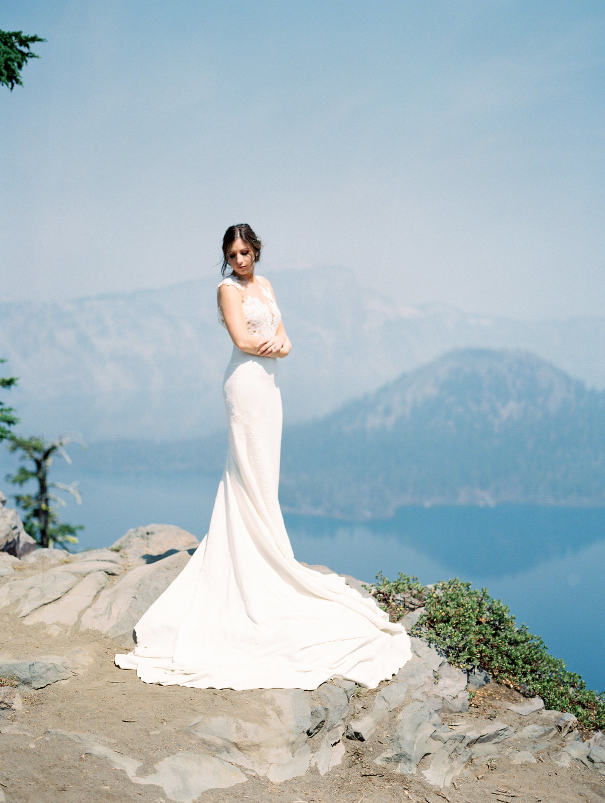 Gabriela Ines Photo-Crater Lake Wedding-0041