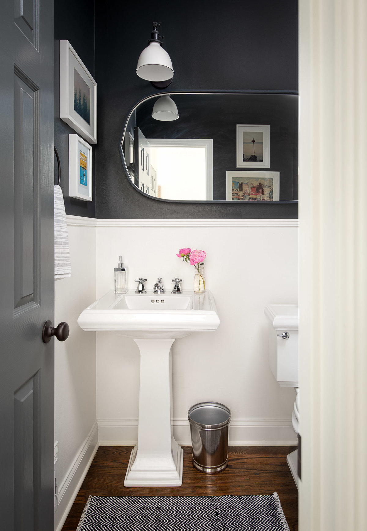 Bruton Guest Bath Clemons Design Co.