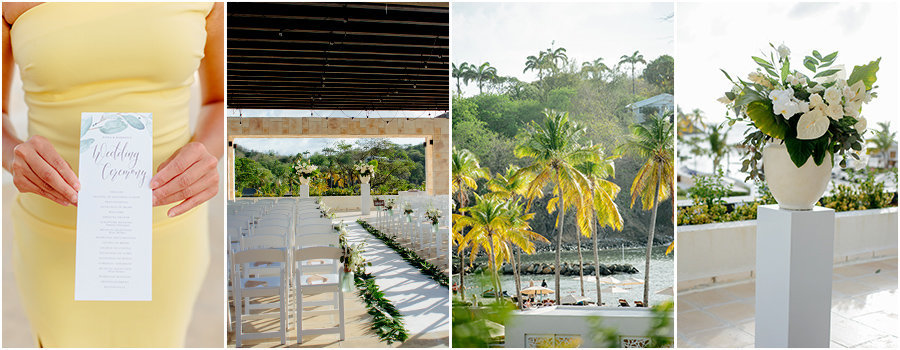 royalton st lucia wedding