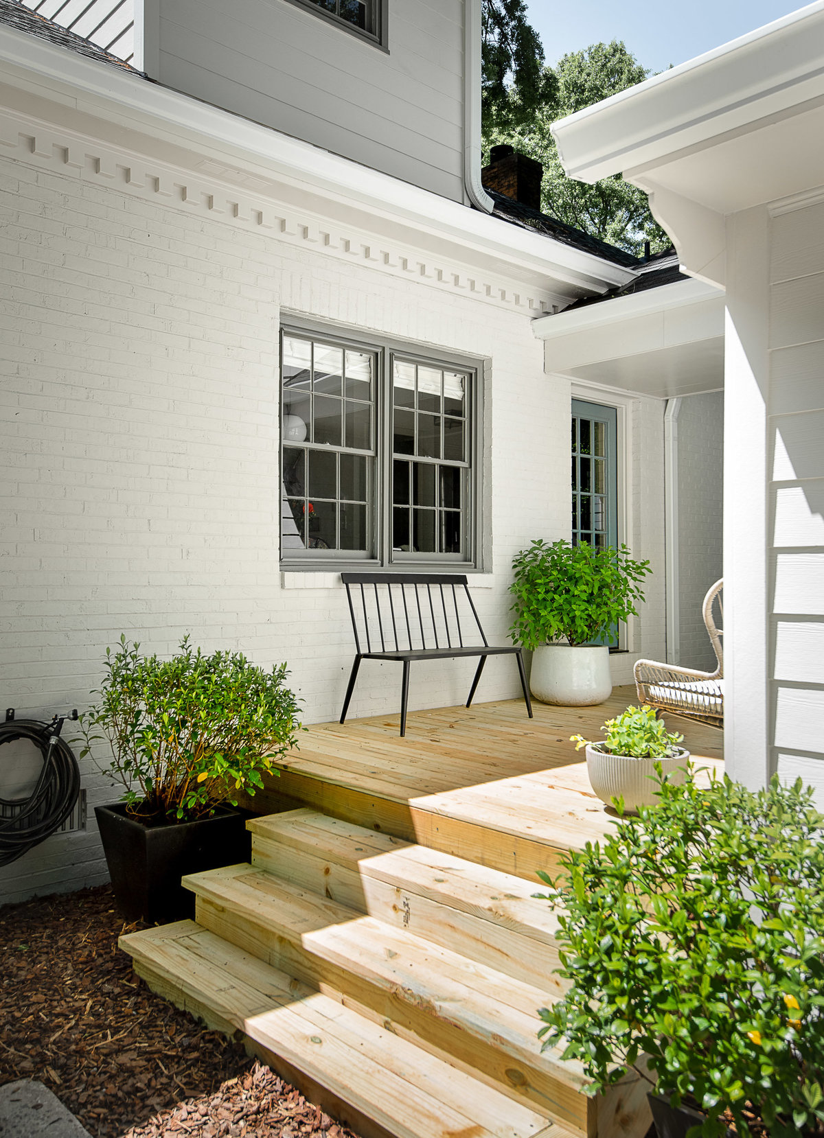 Bruton Exterior Architecture Clemons Design Co.