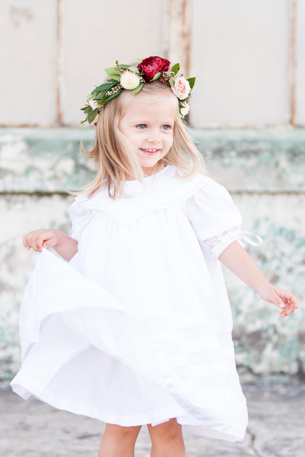 Southern Bleachery Wedding | Jenny Williams Photography10