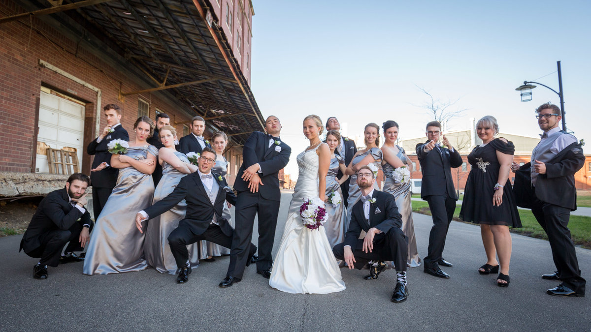 Dubuque Wedding Photographer