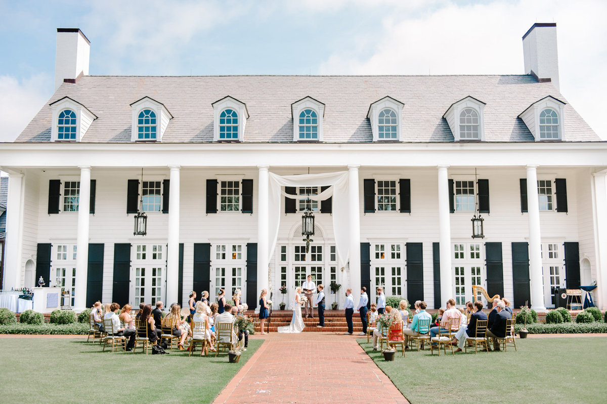 Pine Lakes Country Club Wedding Venue is a beautiful place for a gorgeous South Charm wedding | Myrtle Beach Wedding Photography