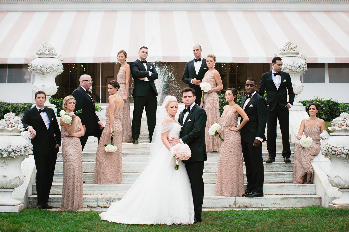 Rosecliff-VenityFairBridalParty