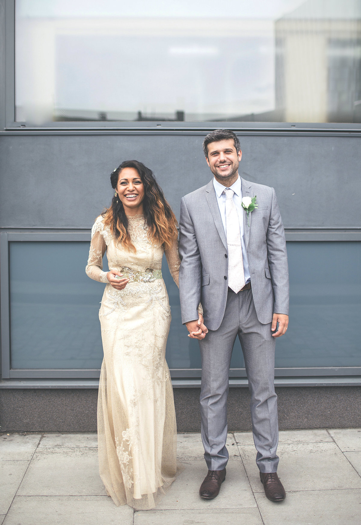 ST CHADS LONDON WEDDING