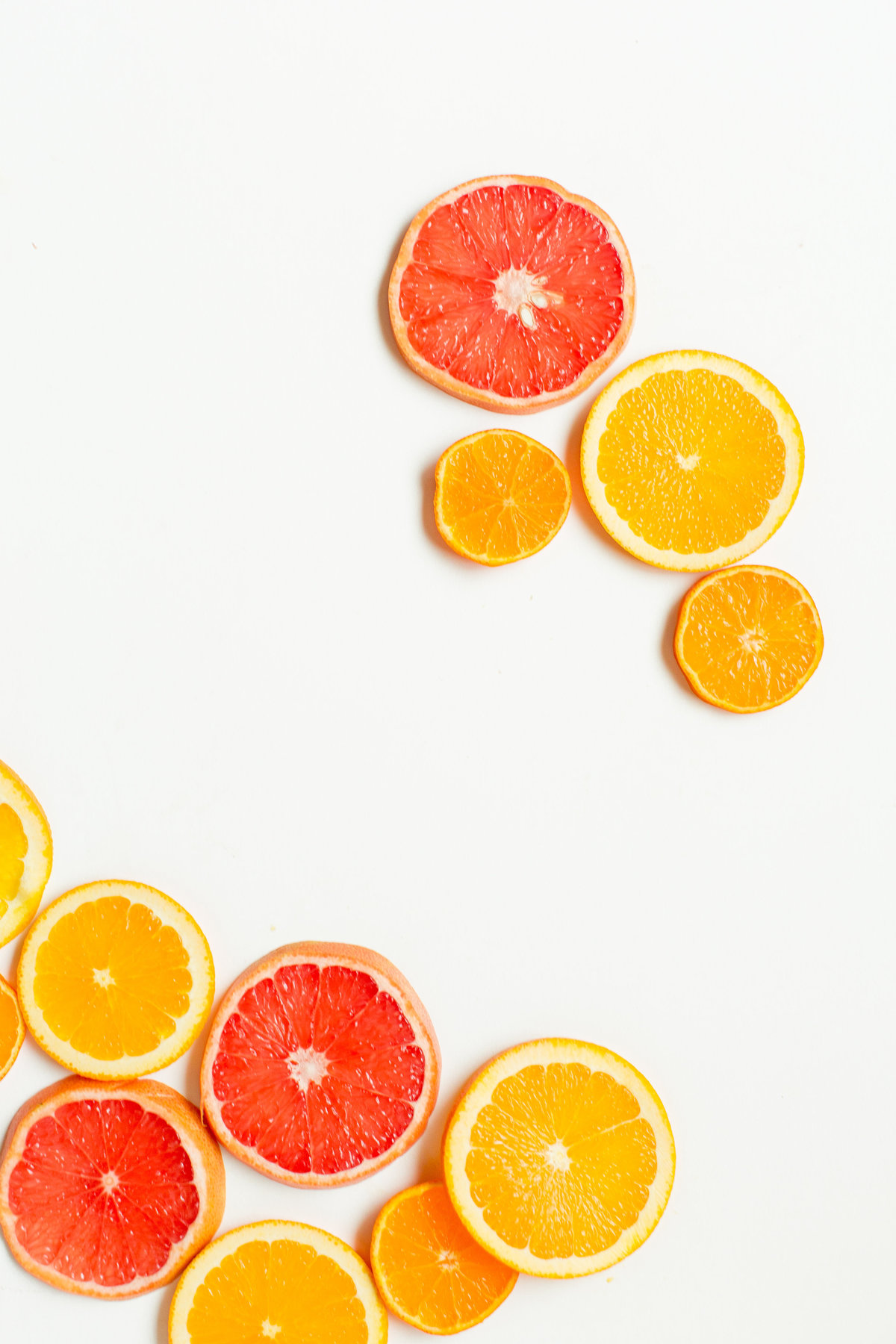 Flat Lays Stock Photos-Citrus Flat Lays Infused Water-0008
