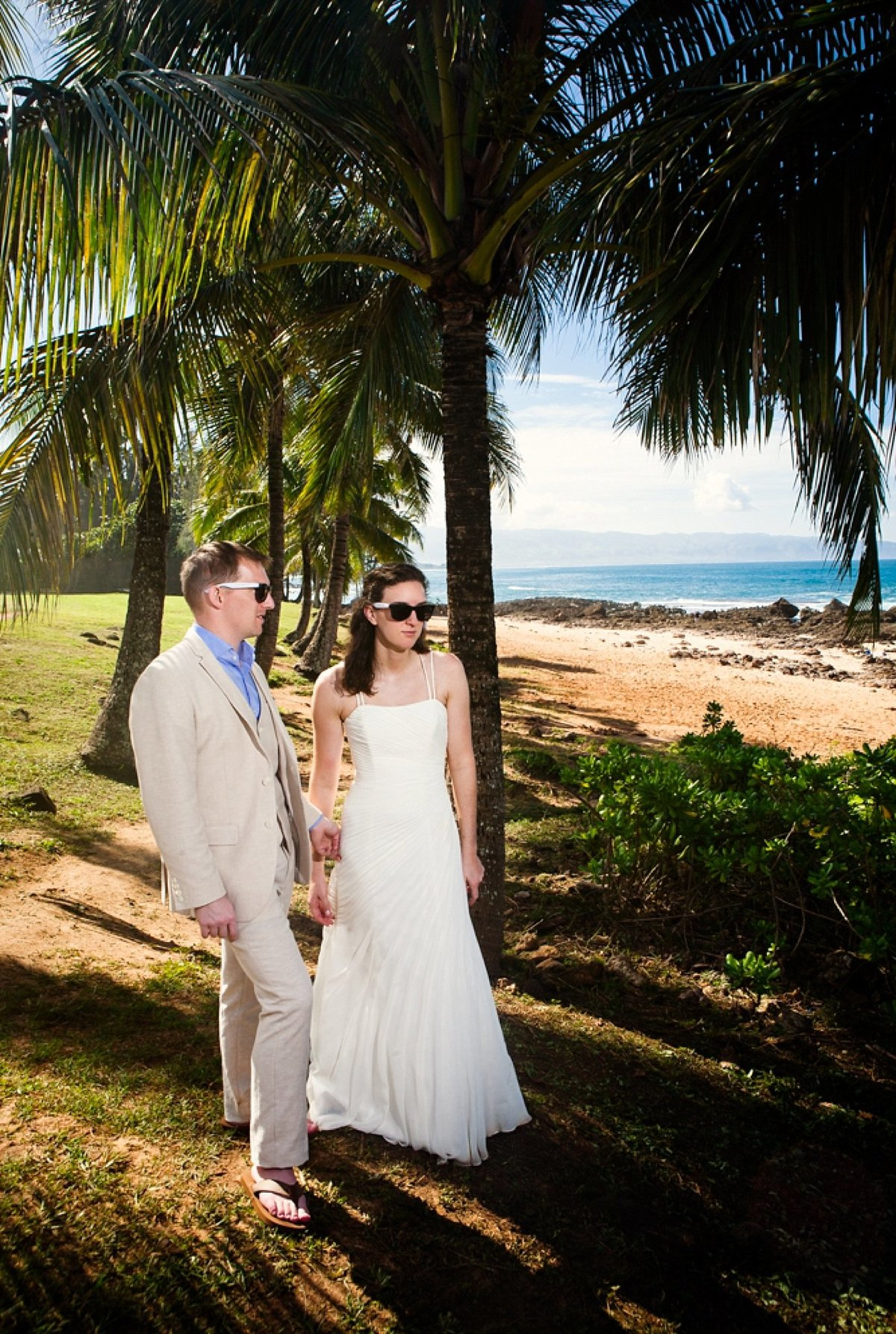 Sunset Beach Oahu Hawaii Wedding_120