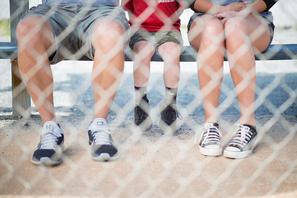 lance_family_photos_baseball_fannin_county_recreational_park_feet_interprative_north_ga