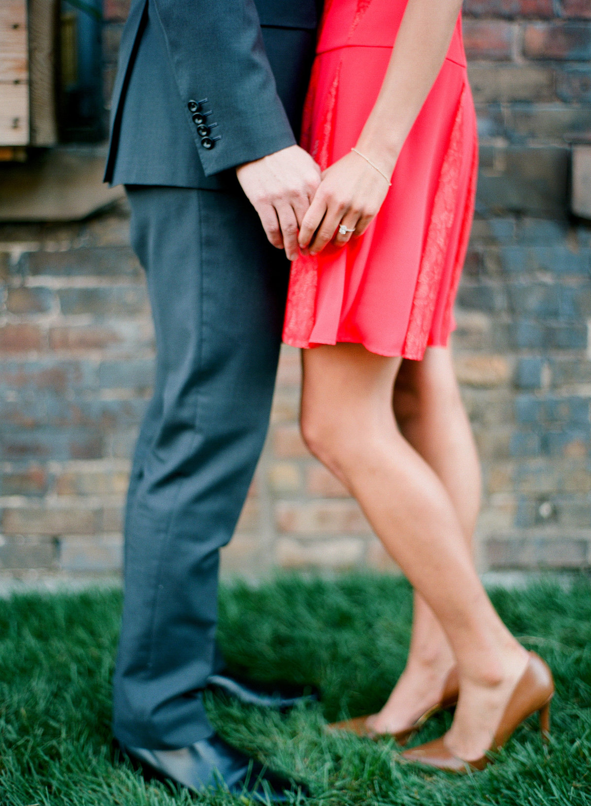Minneapolis Downtown Engagement Session