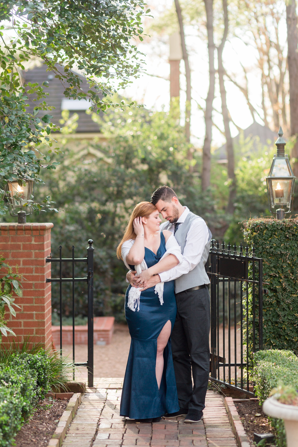 Meagan and Michael Engaged-Samantha Laffoon Photography-99