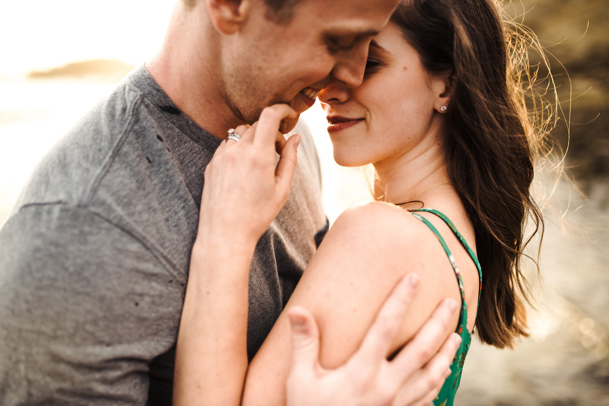 Laguna Beach Engagement Session - 058