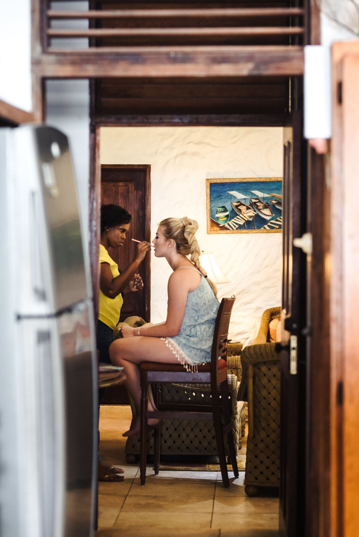 Cap Maison St Lucia Destination Wedding - 033