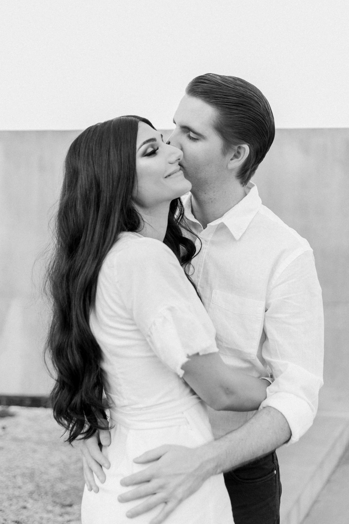 Karlie Colleen Photography - Arizona Engagement City Shoot - Kim & Tim-39