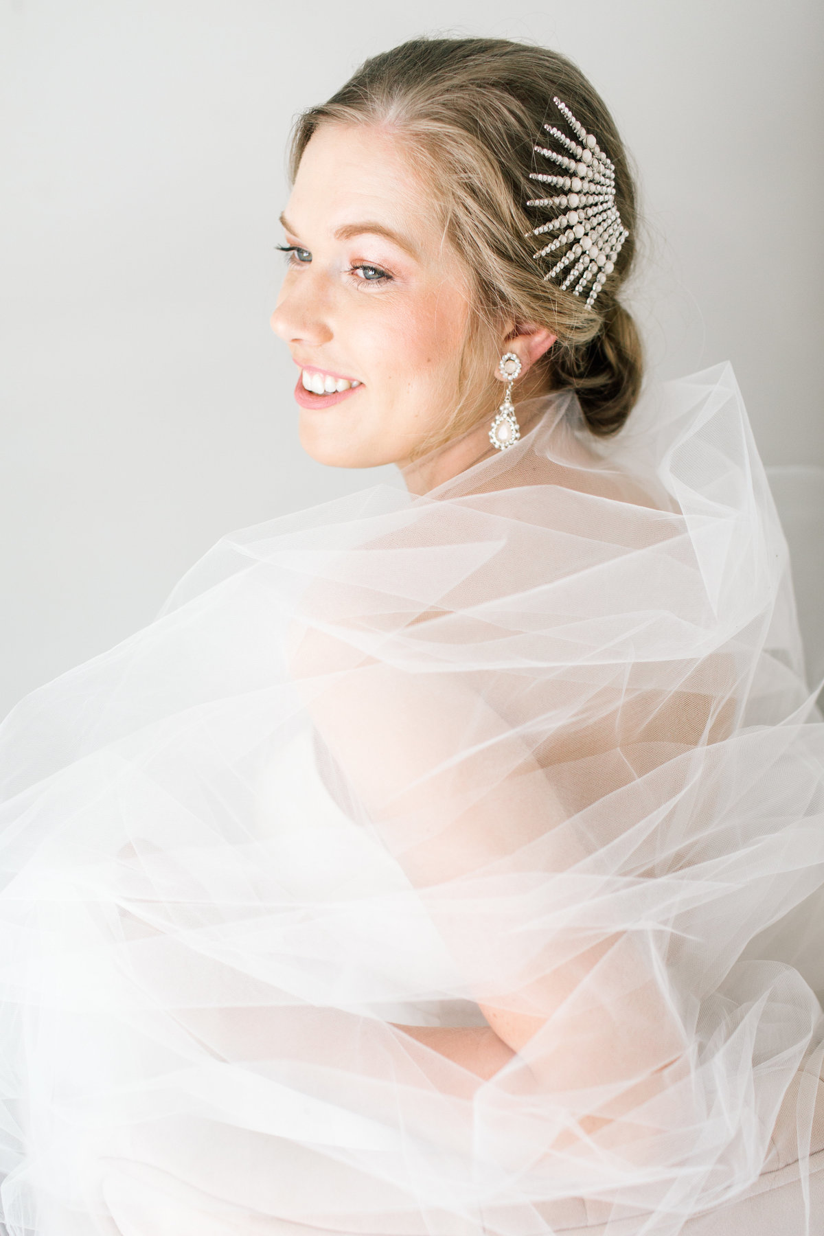 commercial photographer lincoln ne bridal veil and jewelry