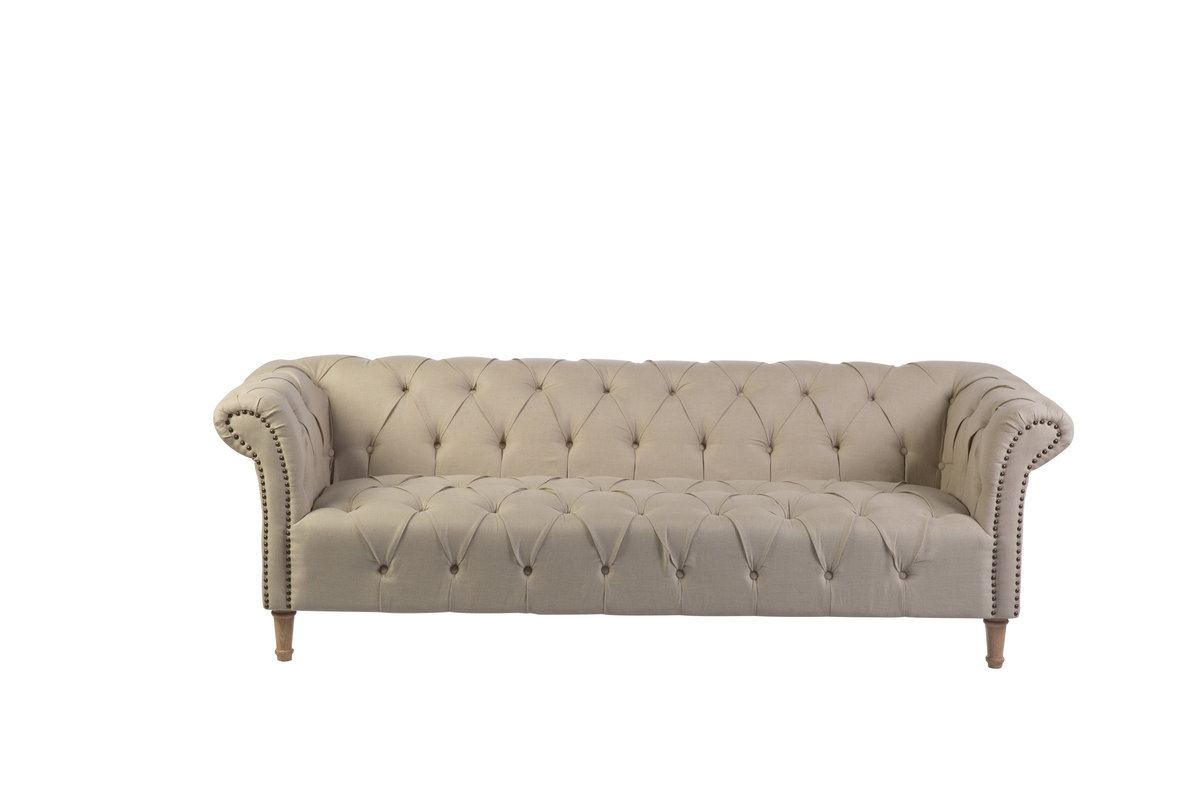 Natural Milan Sofa