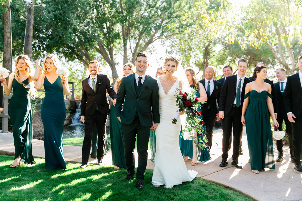 Karlie Colleen Photography - Gilbert Arizona Wedding - Val Vista Lakes - Brynne & Josh-195