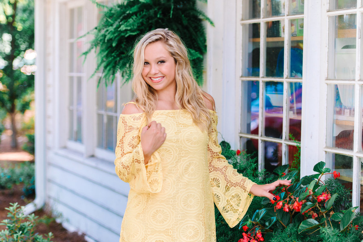 Florence, SC Highschool Senior Photography by Top Myrtle Beach Senior Photographer Pasha Belman.