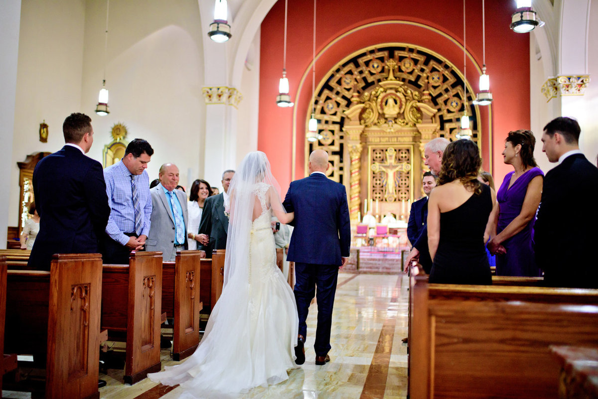 Miami Church of the Little Flower wedding photography 00418