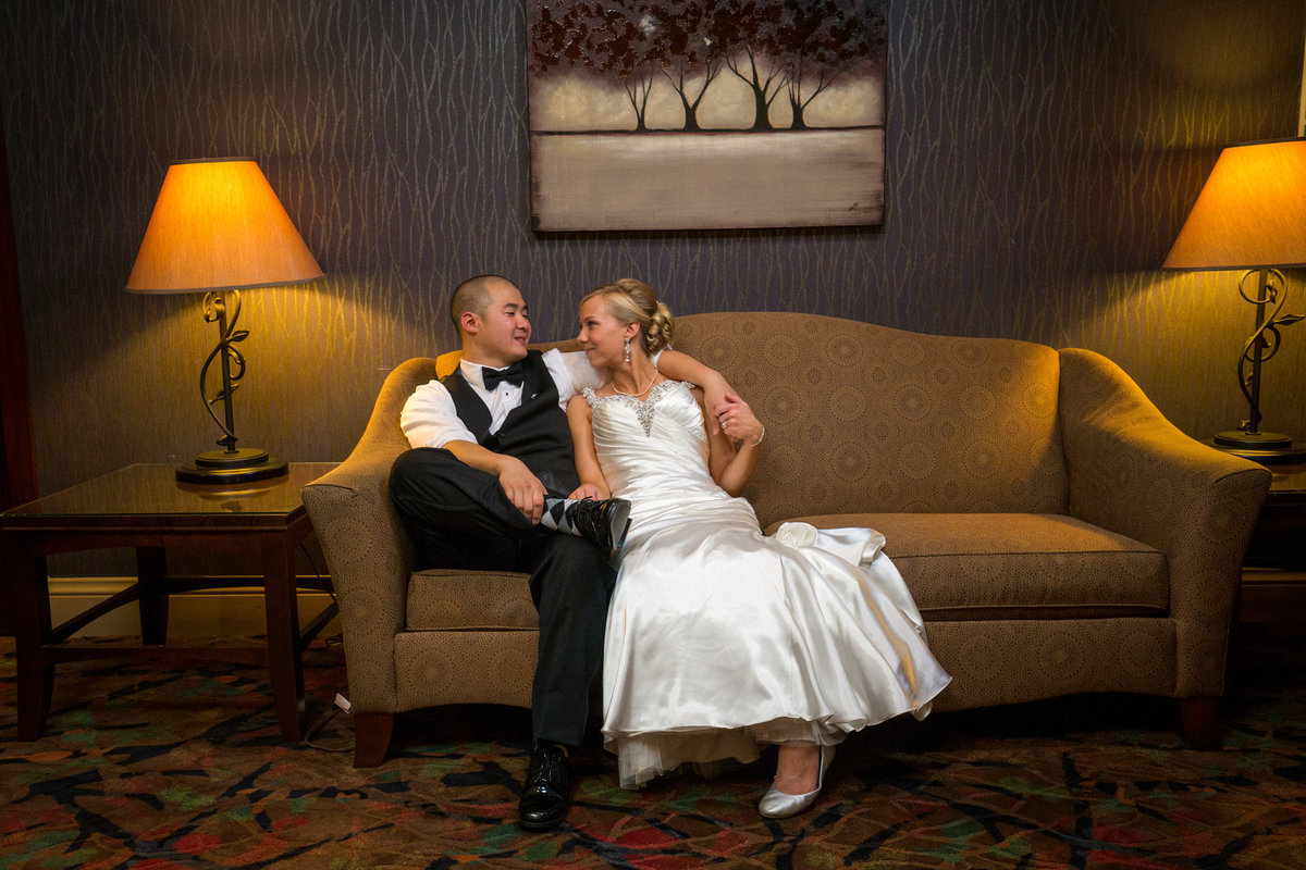 Dubuque IA Wedding Photographer