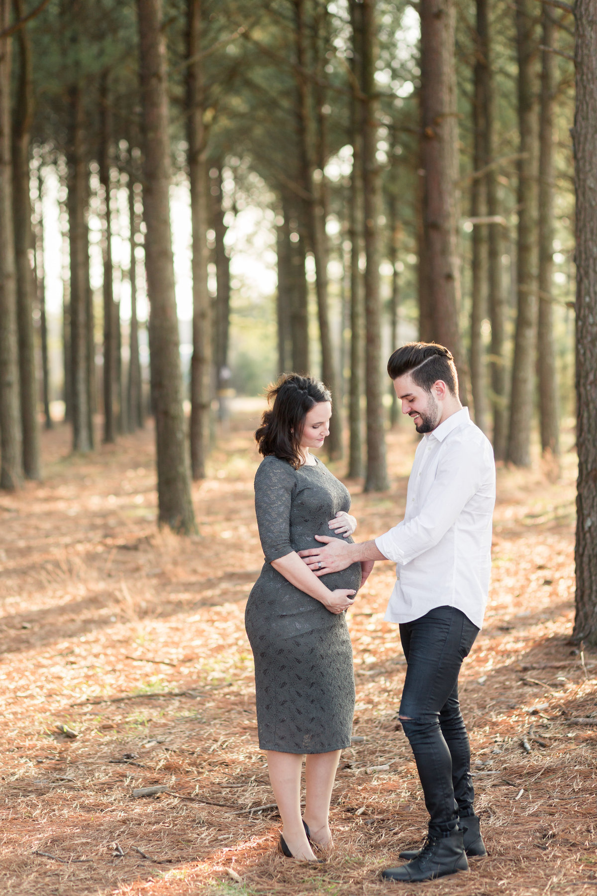 Sam and Stephanie Maternity Session-Samantha Laffoon Photography-57