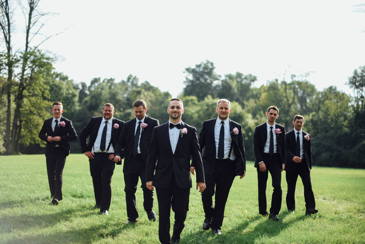 dayton ohio wedding photographer