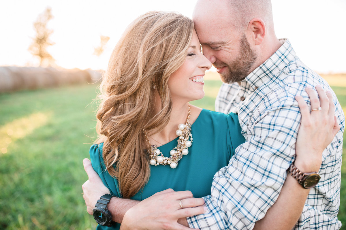 Bentonville and Fayetteville Engagement and wedding photographer, NWA wedding and engagement photographer, engaged couple in love kissing, engagement photo inspiration-42