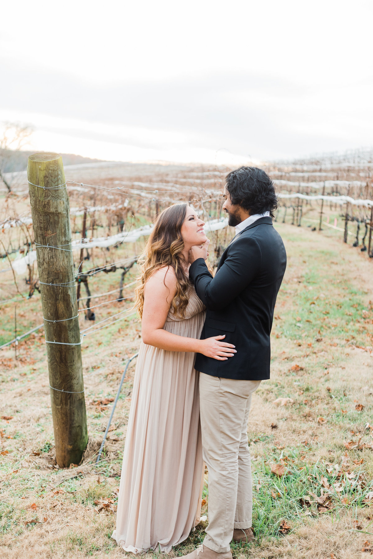Motaluce Winery, Gainesville, GA Couple Engagement Anniversary Photography Session by Renee Jael-23