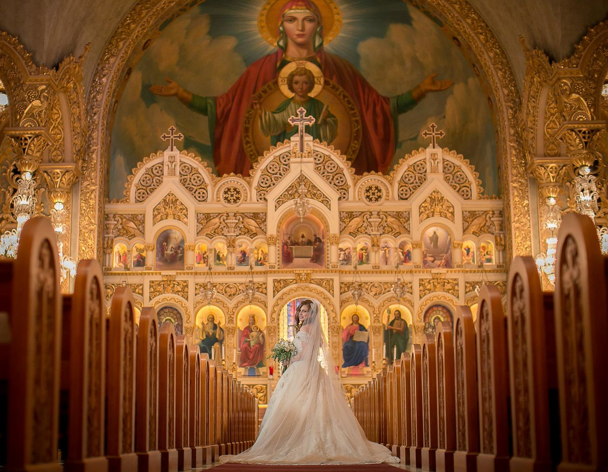 Saint Sophia Cathedral Wedding Ideas