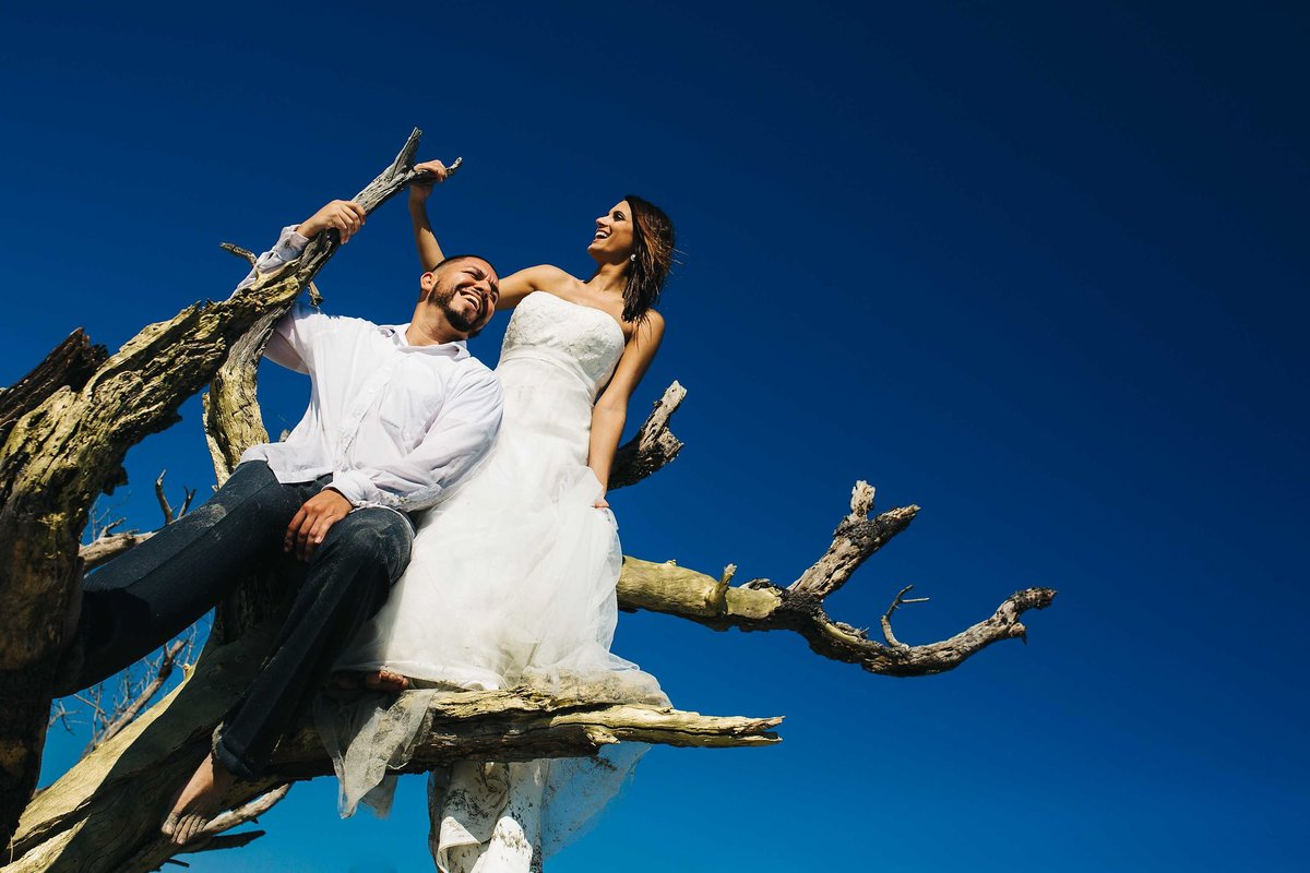 Trash-the-dress-at-folly-beach-Wedding-Photographers-in-Charleston-SC-Fia-Forever-Photography