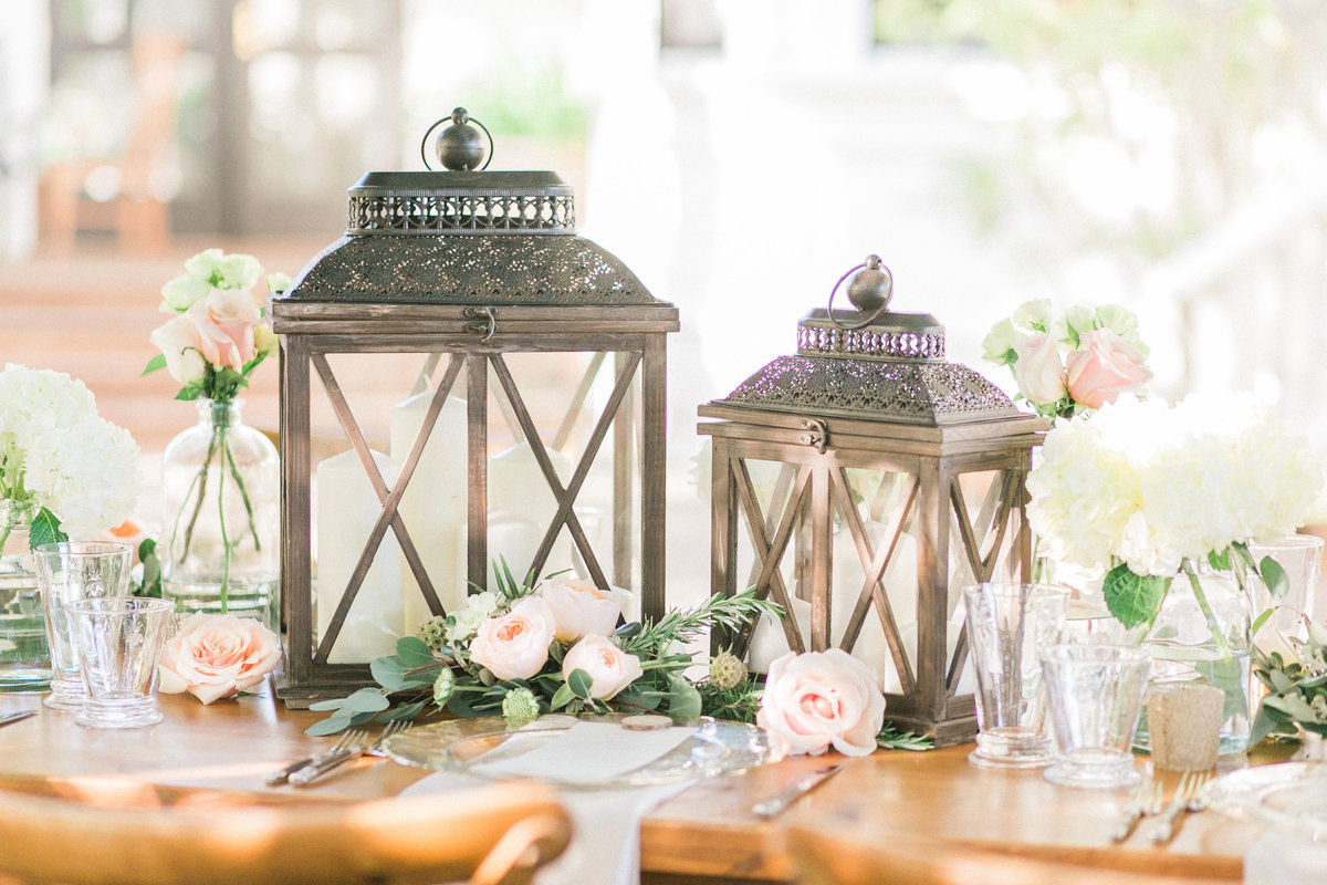 Bright Event Rentals Lantern Candle Holders