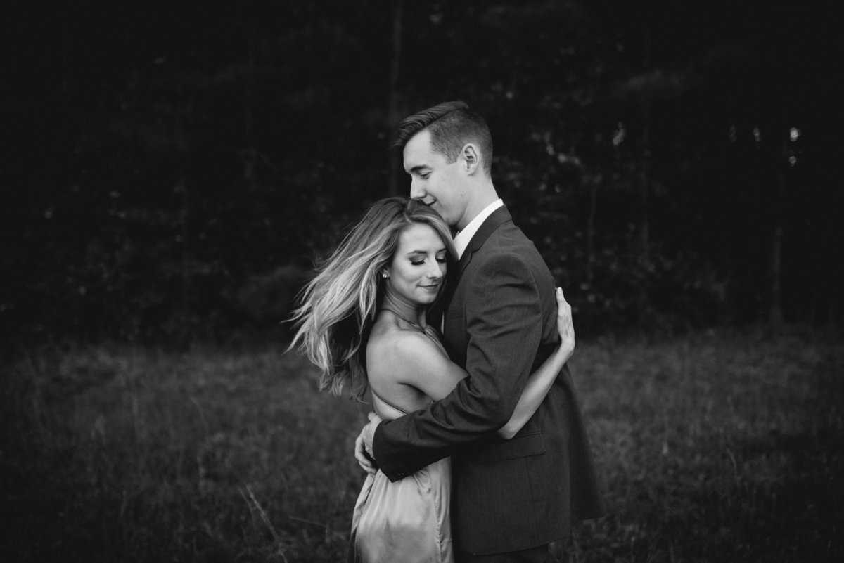Themed Charlotte engagement Photos 90