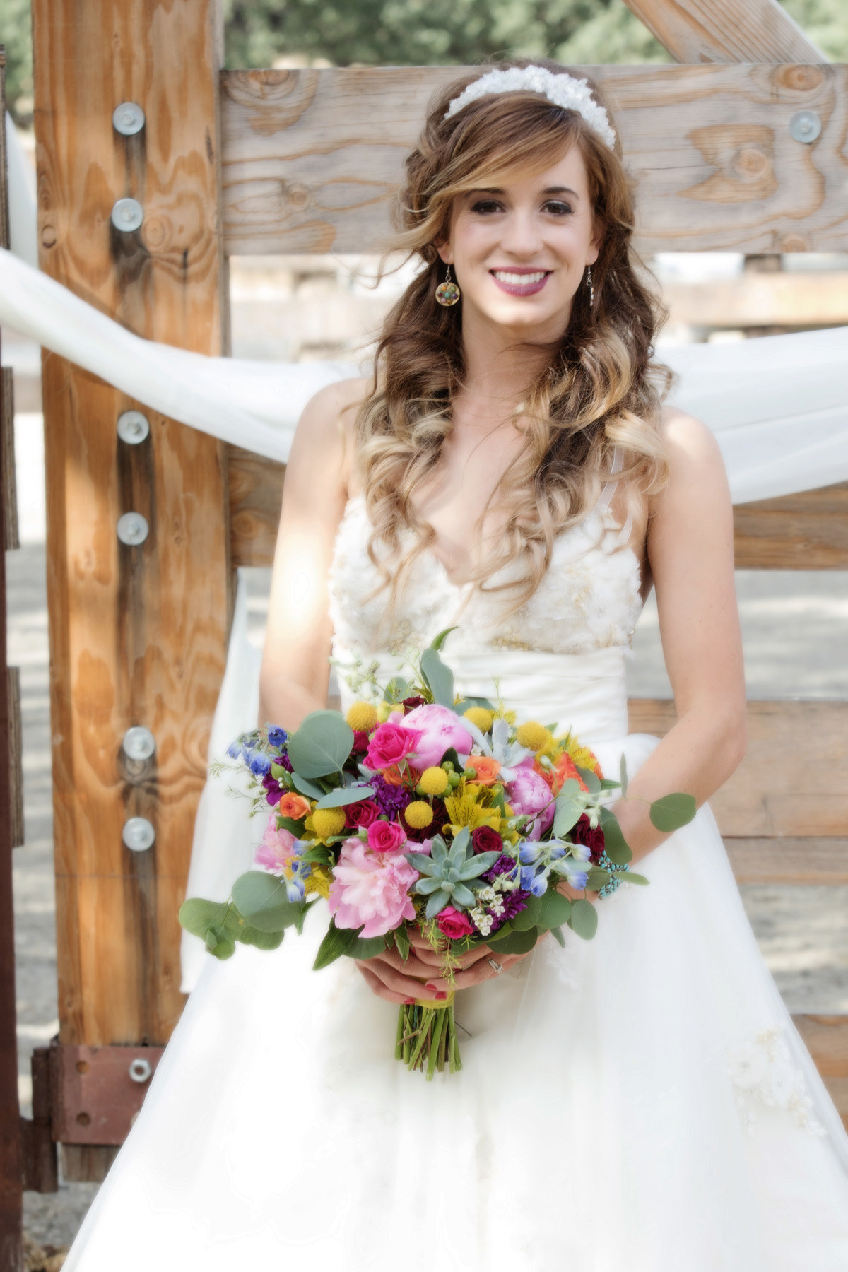 Rustic Country wedding_0070