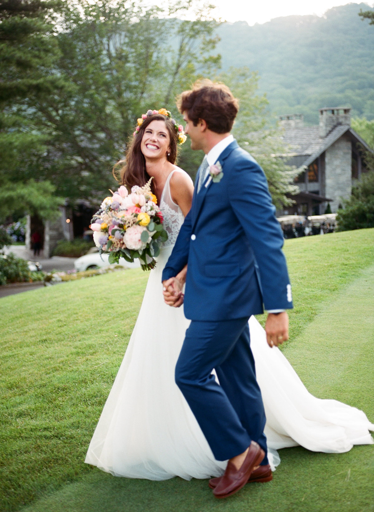 Grandfather Mountain Wedding Photographers, Eseeola Lodge