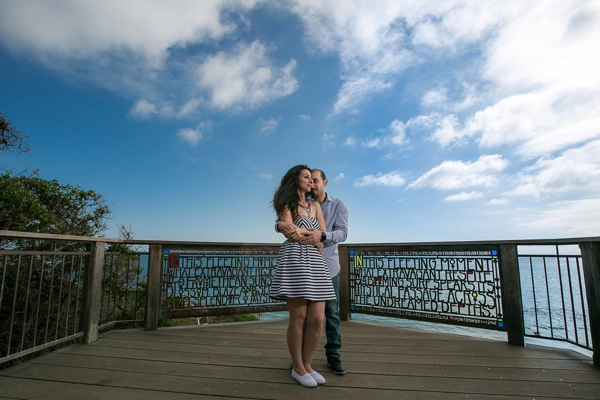 Laguna Beach Engagement Photos_