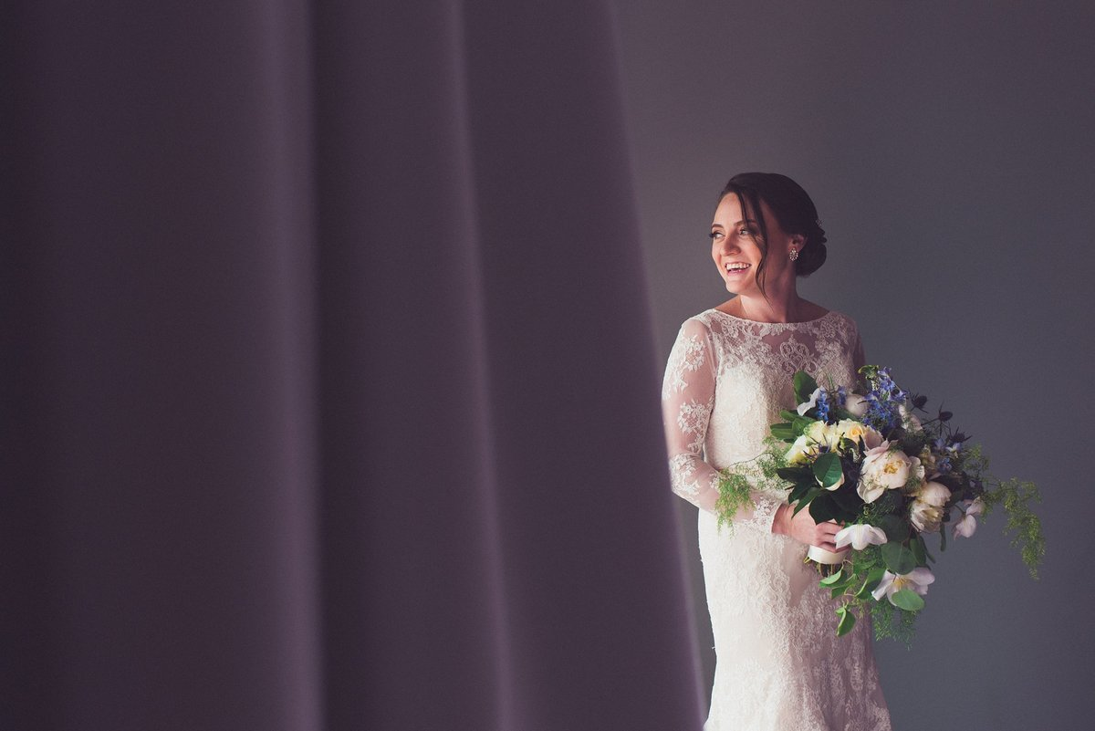 bride portrait at beauport hotel gloucester