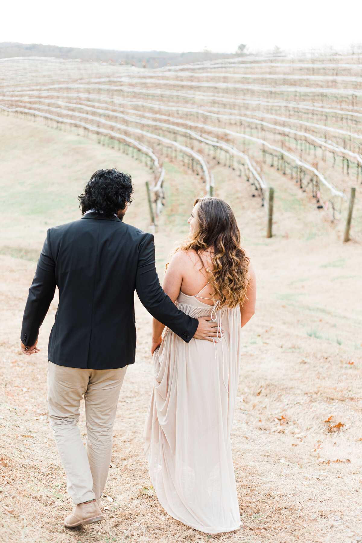 Motaluce Winery, Gainesville, GA Couple Engagement Anniversary Photography Session by Renee Jael-11