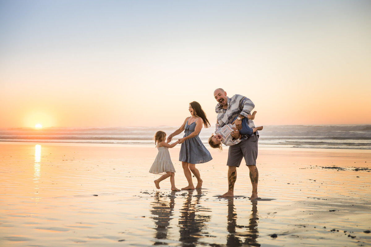 family photography in   Monterey California