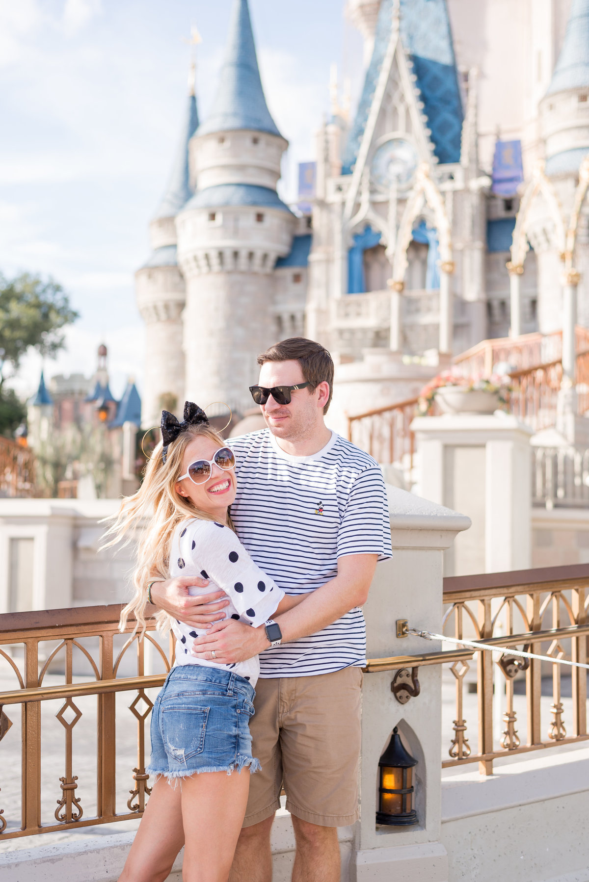 Disney Family Session, Disney Magic Kingdom, Magic Kingdom Photos
