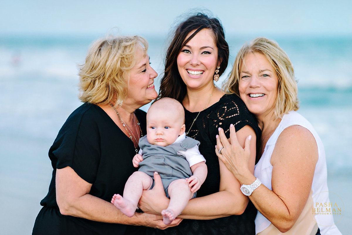 Myrtle Beach Family Photography | Family Pictures on the Beach in Myrtle Beach and Pawleys Island, SC