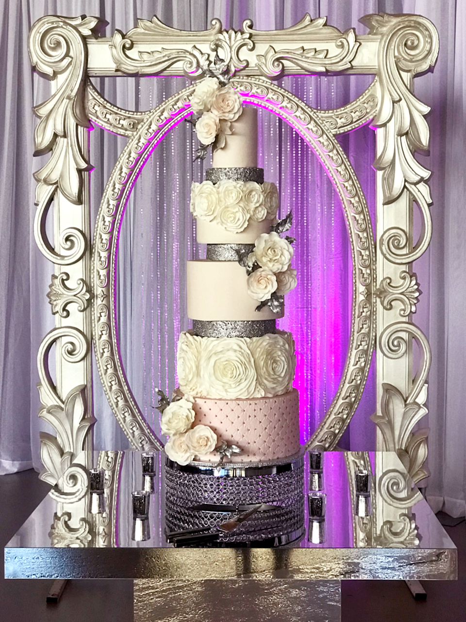 Whippt Desserts - Wedding Cake July 2018
