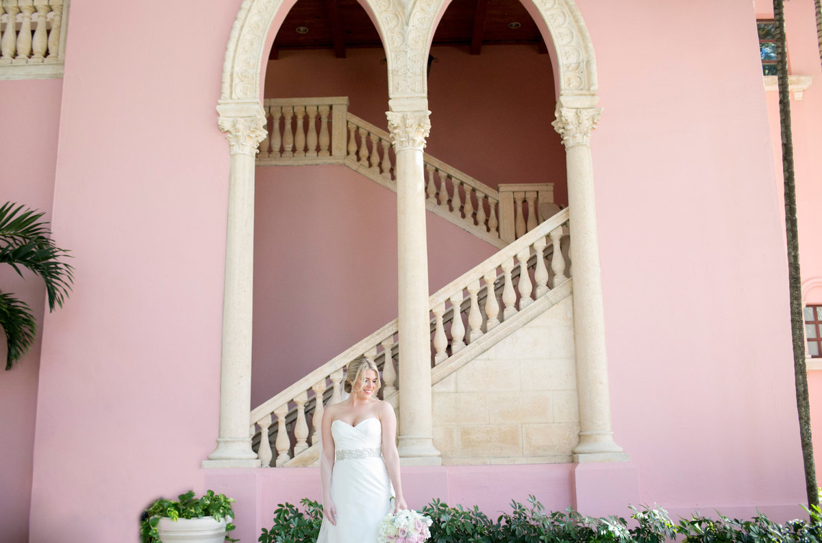 boca raton resort bride
