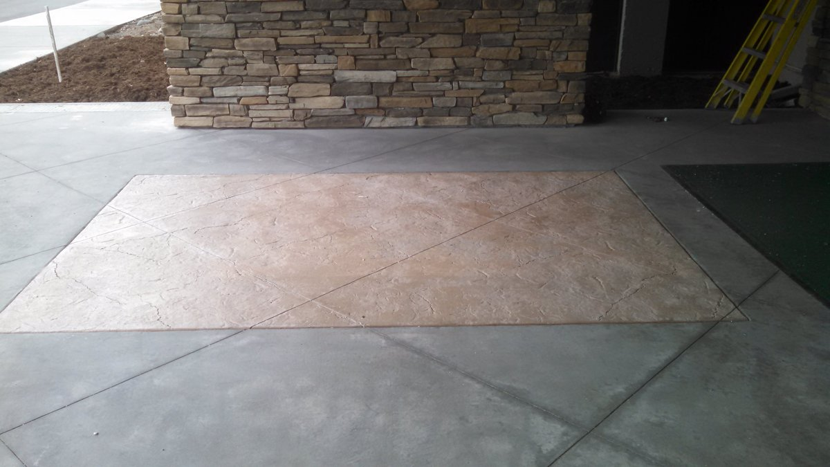Stamped Concrete 2