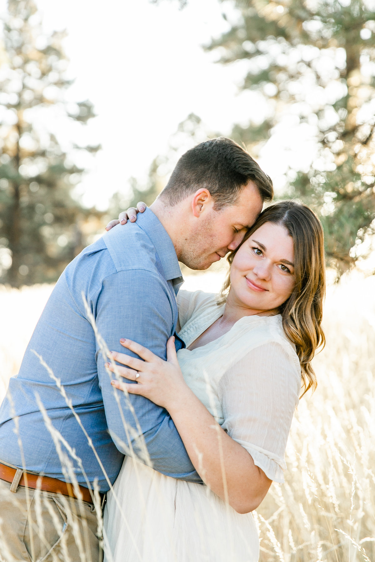 Karlie Colleen Photography - Flagstaff Arizona Engagement Photographer - Britt & Josh -151