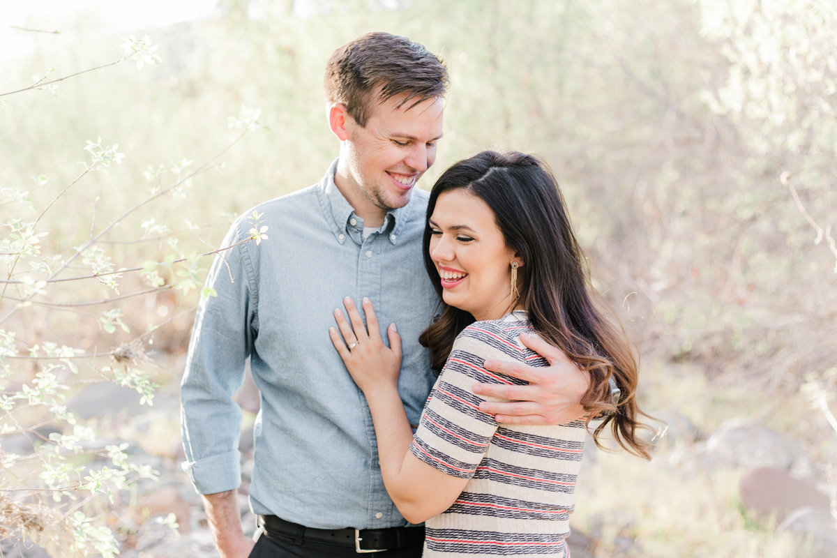 Karlie Colleen Photography - Claire & PJ - Engagement Session-226