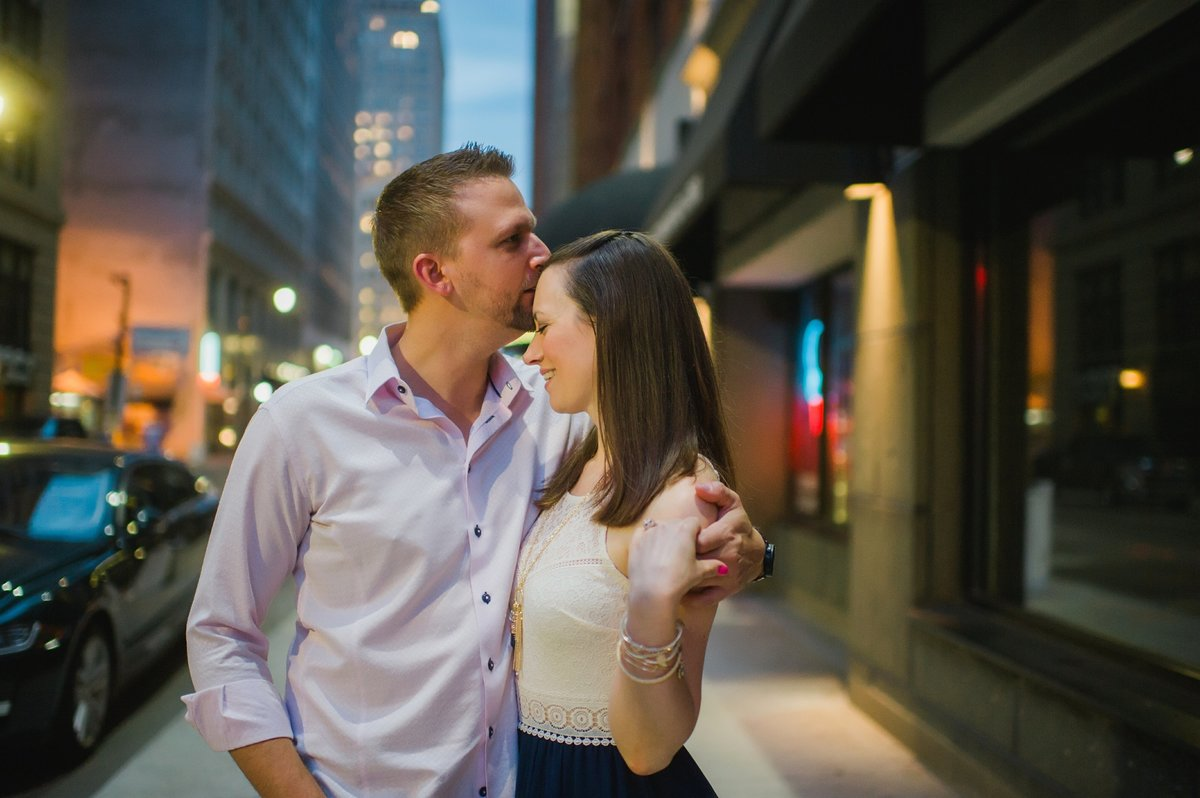 Detroit Engagement Photos, Detroit Engagement Photographer, Z Garage Engagement Photos, Campus Martius Engagement Photographer7