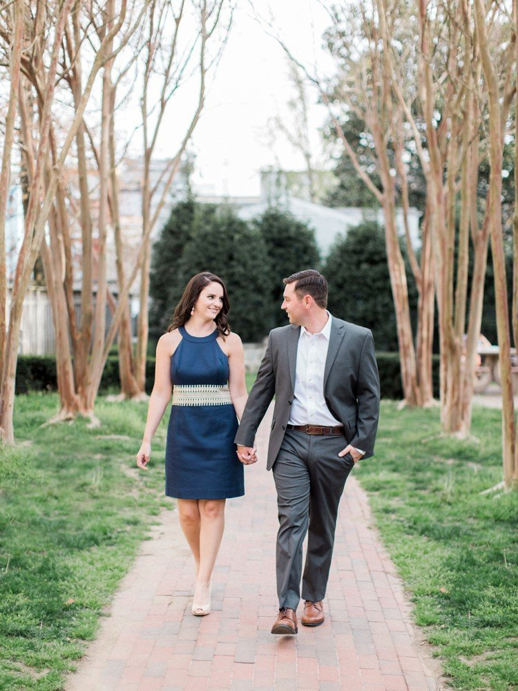 Rebekah Emily Photography Washington DC Photographer Georgetown Engagement Session_0006